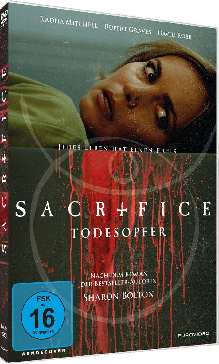 EuroVideo Sacrifice - Todesopfer »DVD«