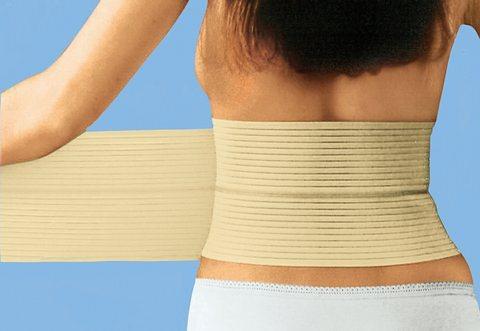 Bauch- und Rückenstützgürtel, Hydas