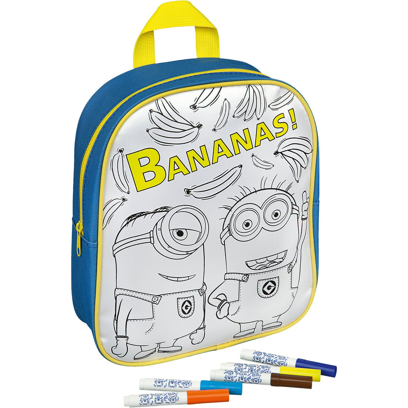 UNDERCOVER Create Your Own Rucksack - Minions