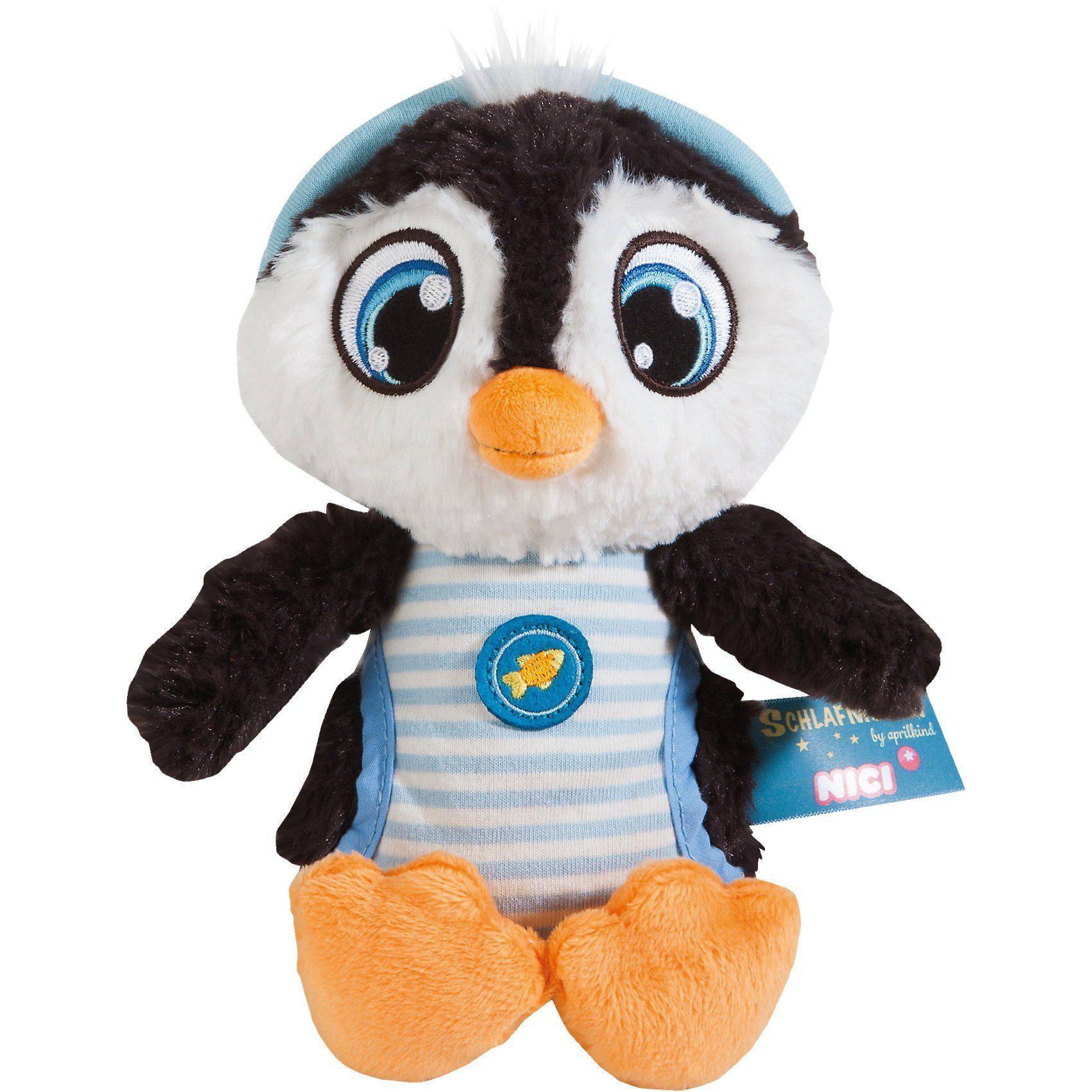 NICI Schlafmützen Pinguin Koosy, 22 cm