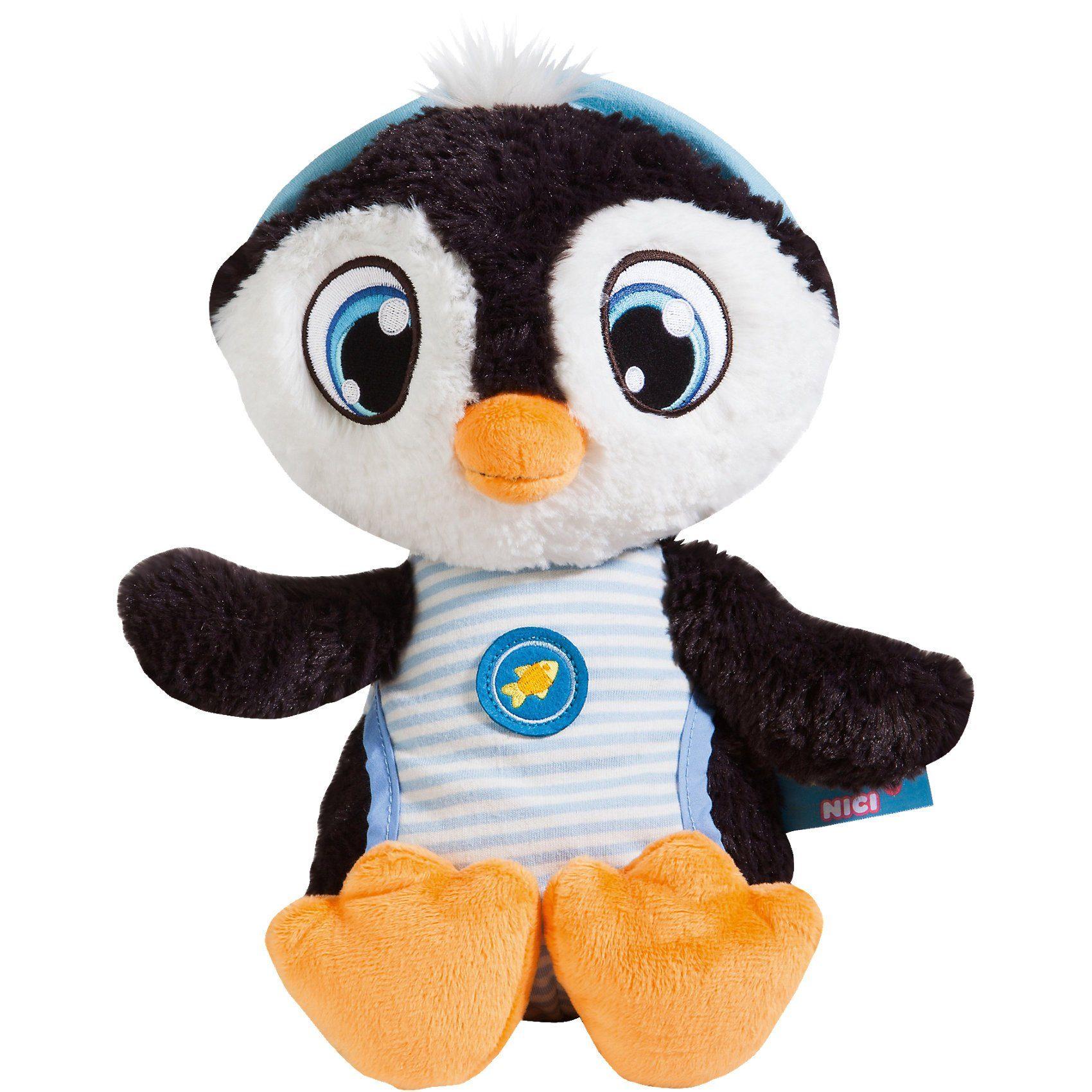 NICI Schlafmützen Pinguin Koosy, 38 cm (40845)