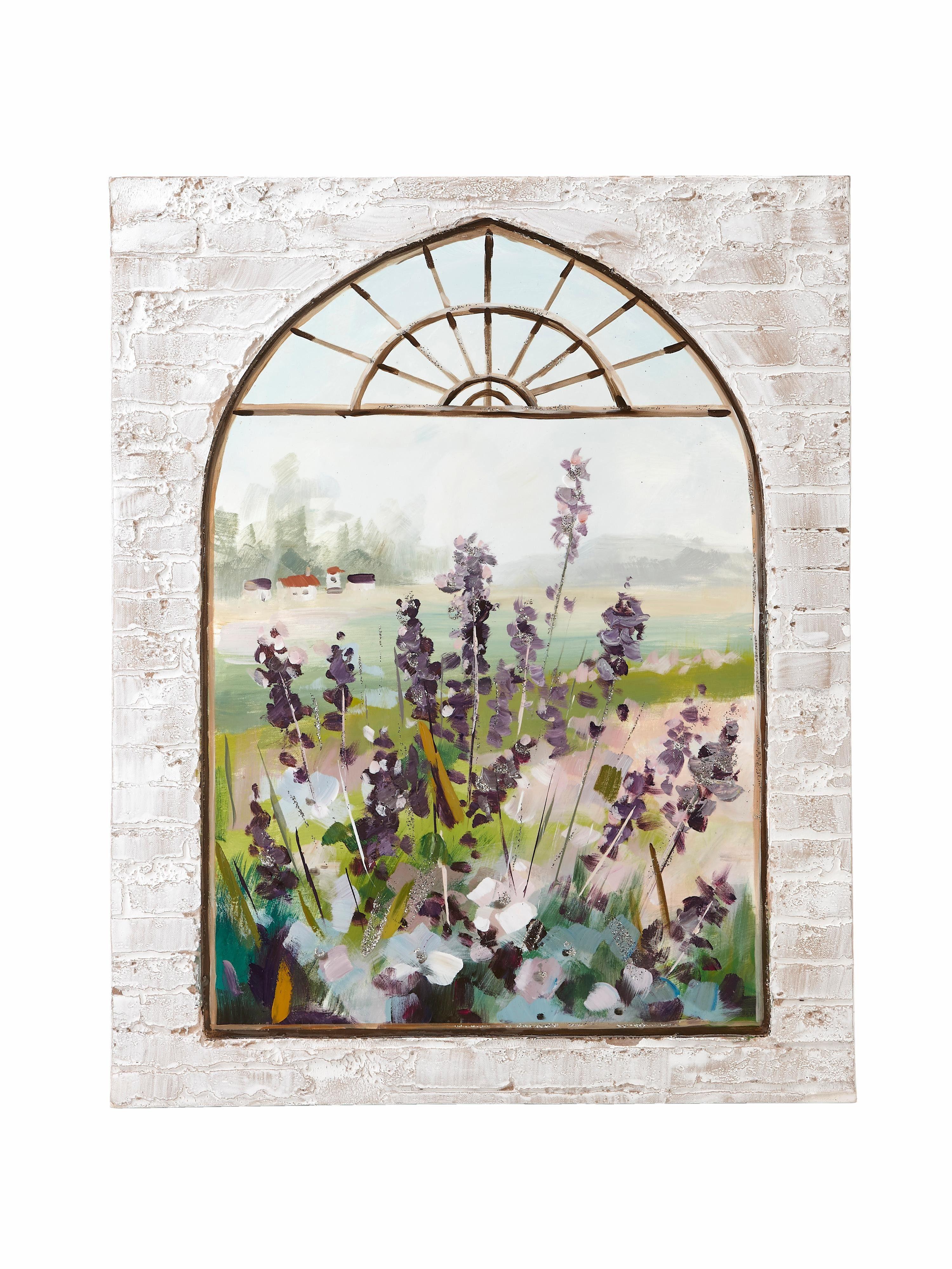 heine home Originalgemälde Fenster