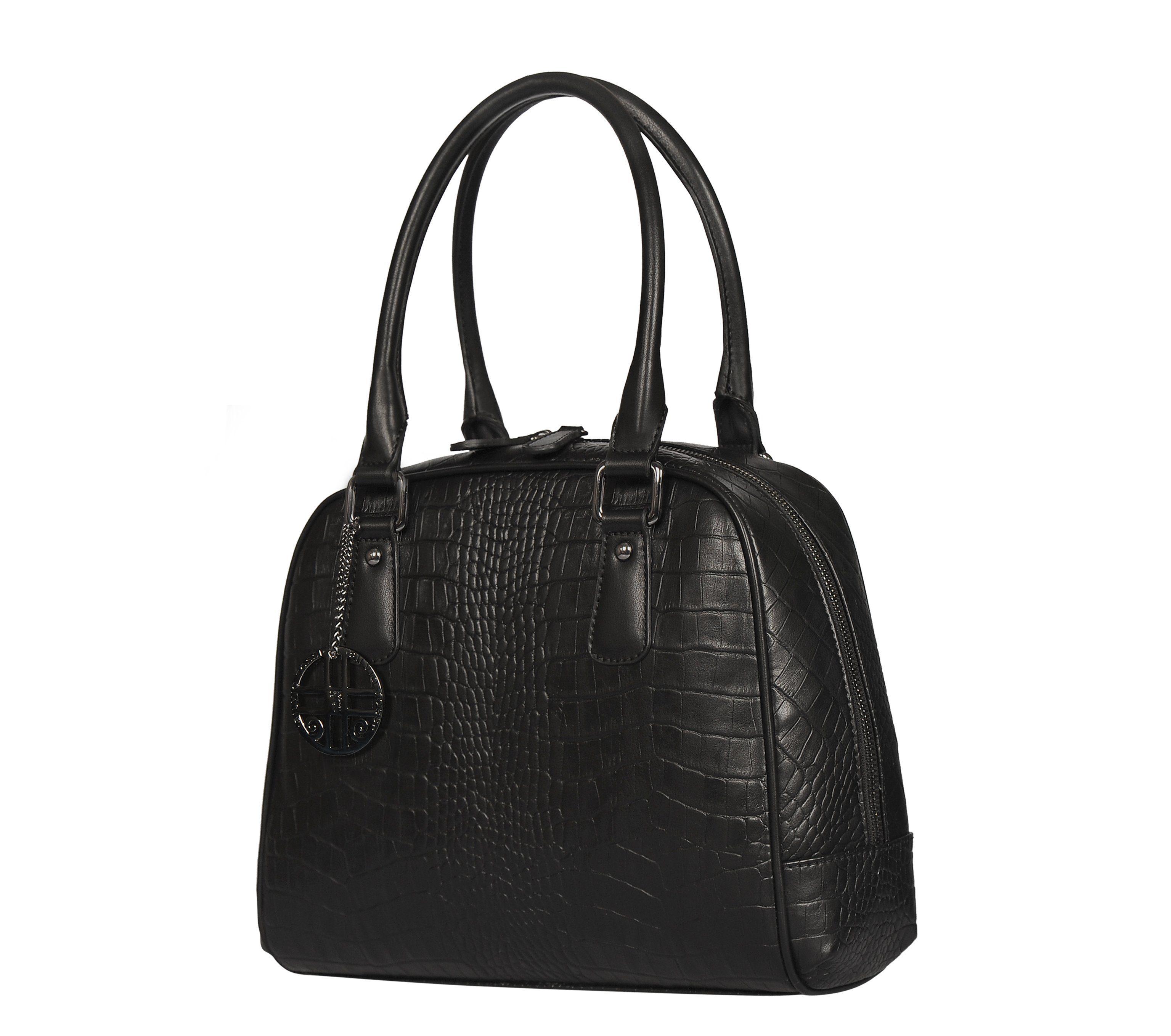 Silvio Tossi Handtasche mit Schutzschicht
