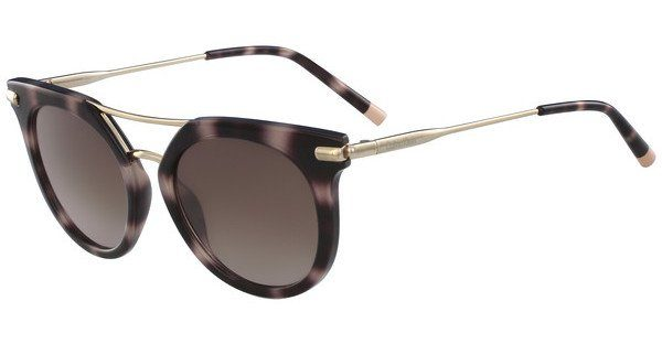 Calvin Klein Damen Sonnenbrille » CK1232S«, grau, 608 - grau/rot