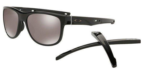 Oakley Herren Sonnenbrille »CROSSRANGE R OO9359«, schwarz, 935902 - schwarz/schwarz