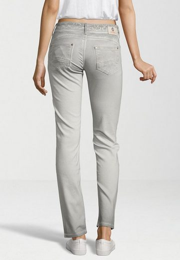 Gin Tonic 5-Pocket-Jeans SLIM grey