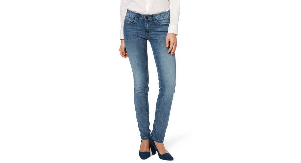 Tom Tailor 5-Pocket-Jeans Carrie Straight Einen Günstigen Preis Classic Zum Verkauf Günstiger Versand Billig Mit Kreditkarte lH7rpVwqm