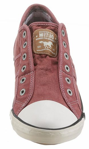 Mustang Shoes Sneaker, zum Schlupfen