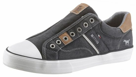 Mustang Shoes Sneaker, To Slip