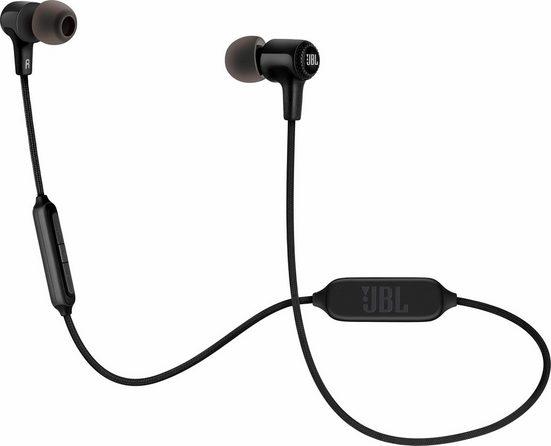 JBL »E25BT« In-Ear-Kopfhörer (Siri, Google Assistant, Befestigungsclip)