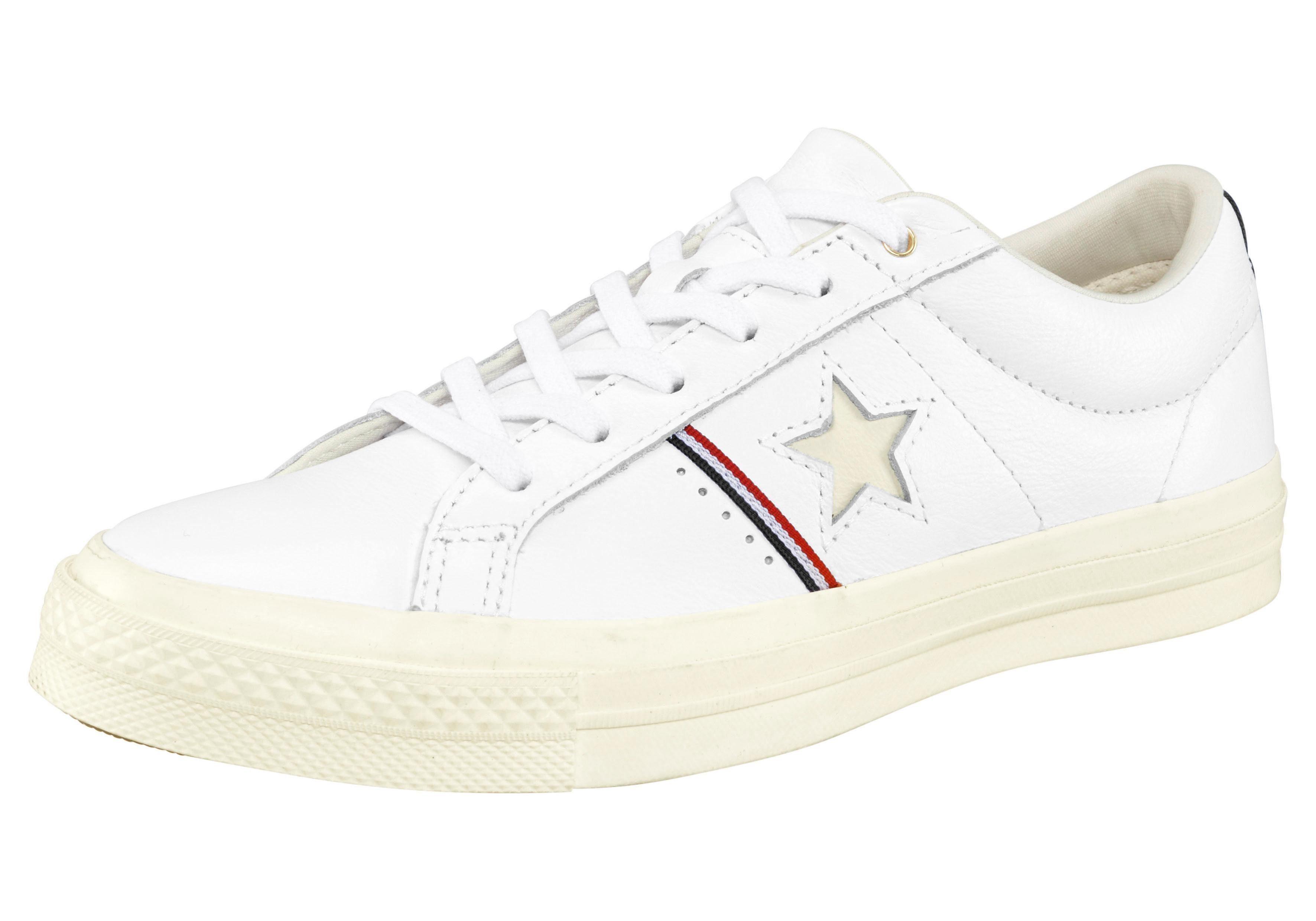 Converse »One Star Ox« Sneaker, Weiches Obermaterial aus Leder online  kaufen | OTTO