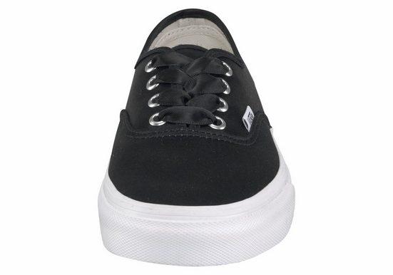 Vans Authentic Satin Sneaker