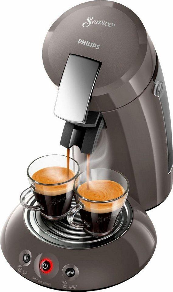 senseo kaffeepadmaschine hd6556 00 new original mit crema. Black Bedroom Furniture Sets. Home Design Ideas