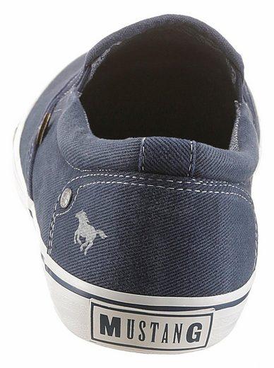 Shoes Slipper Mustang Mit Stretcheinsätzen Seitlichen aWXgqpZqc