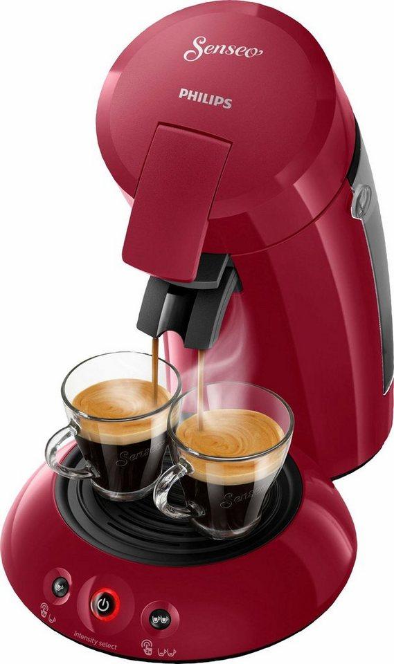 senseo kaffeepadmaschine hd6554 90 new original mit crema. Black Bedroom Furniture Sets. Home Design Ideas