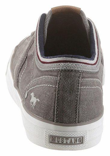 Mustang Shoes Sneaker, mit modischer Gummikappe