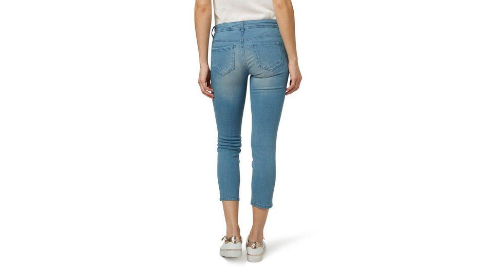 Verkauf Erhalten Zu Kaufen Ausverkauf Tom Tailor 7/8-Jeans Alexa Slim in 7/8 Länge Billige Breite Palette Von Neue Ankunft Art Und Weise Preis 25Ke3U