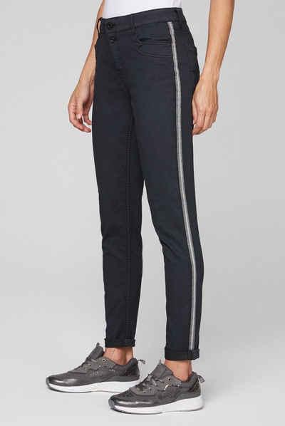 SOCCX Regular-fit-Jeans mit Stretch-Anteil