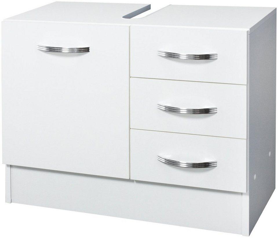 Kesper Waschbeckenunterschrank Como Breite 65 Cm Online Kaufen Otto