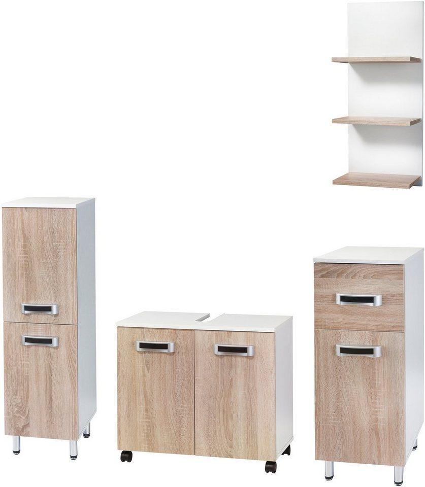 KESPER Badmöbel-Set »Cadiz«, Breite 142 cm, Set 4-tlg. online kaufen ...