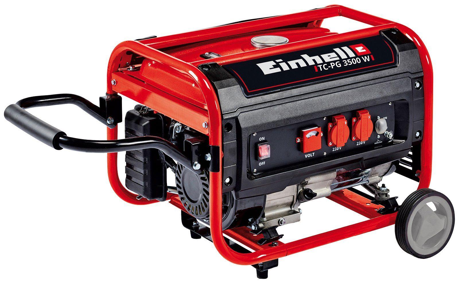 EINHELL Stromerzeuger »TC-PG 3500 W «