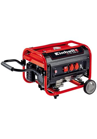EINHELL Elektros generatorius »TC-PG 3500 W «