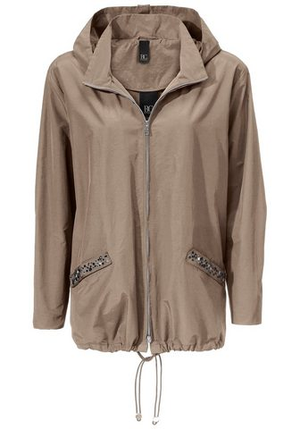 HEINE CASUAL куртка с капюшоном с Schmuckapp...