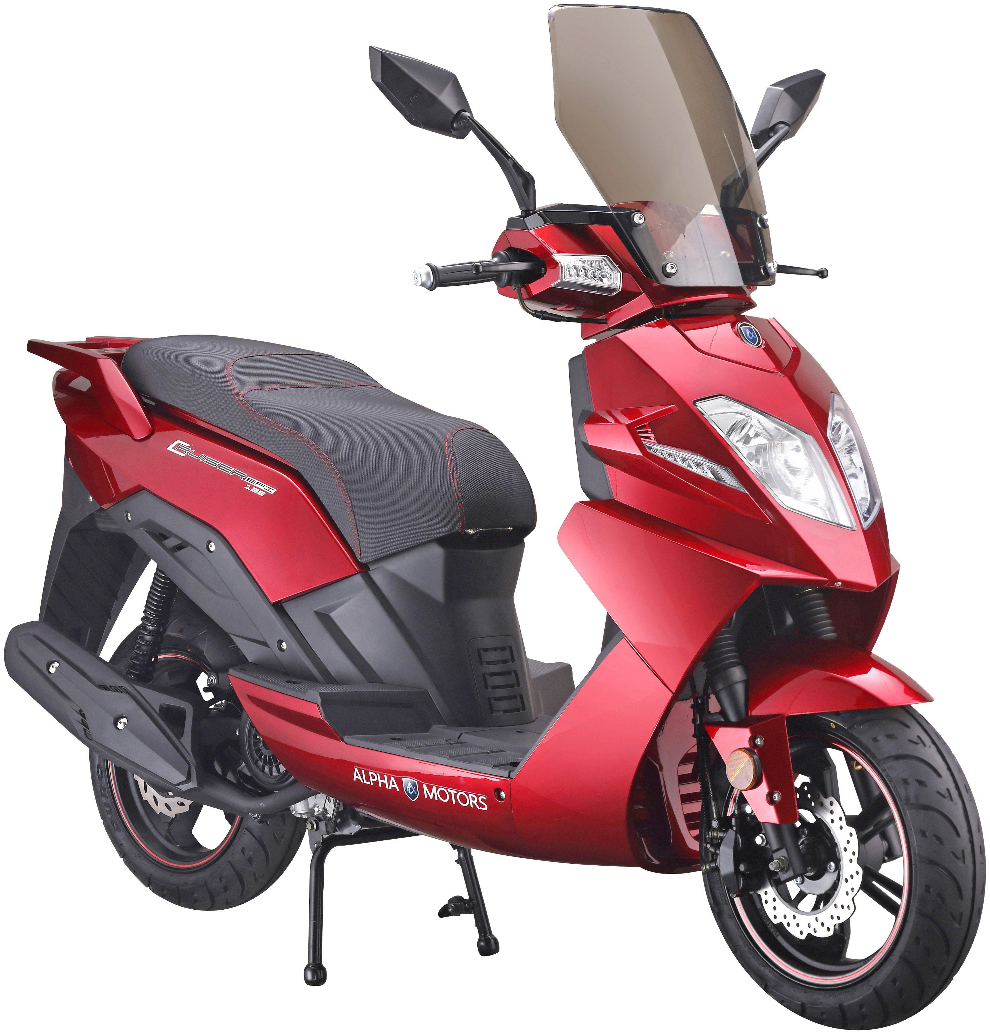 Motorroller »CRUISER 125«, Euro 4