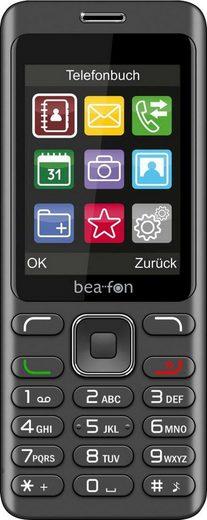 Beafon C160 Handy (6,1 cm/2,4 Zoll, 1 MP Kamera)