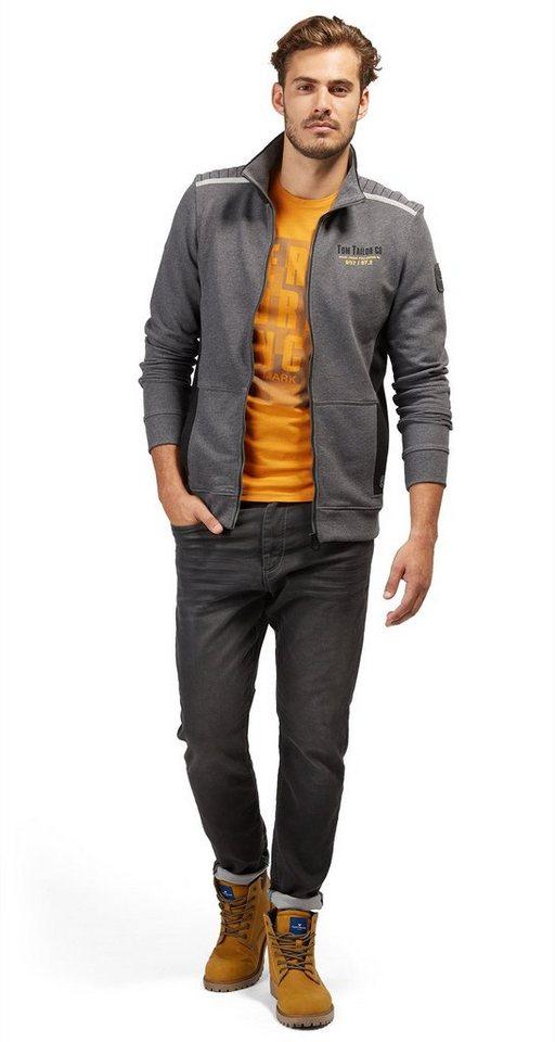 Tom Tailor Sweatjacke »mit Taschen«