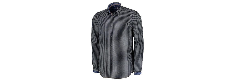 Die Billigsten Spielraum Bestseller LERROS Langarmhemd mit trendigem Check Auslass Manchester mcOk12uP