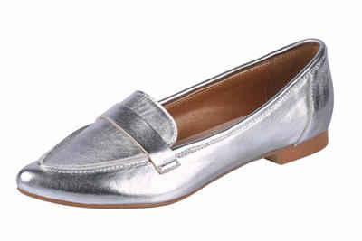 san francisco d3a60 0d6f6 Silberne Ballerinas online kaufen | OTTO