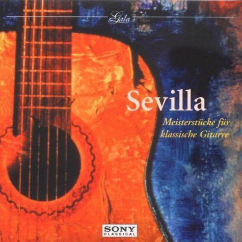 Audio CD »John Williams: Sevilla«