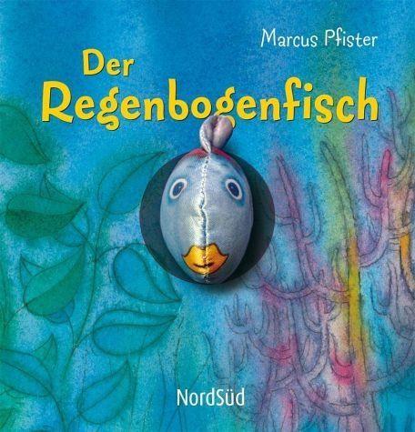 Gebundenes Buch »Mein Regenbogenfisch - Fingerpuppenbuch«