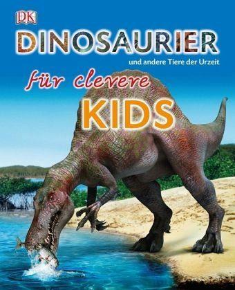 Gebundenes Buch »Dinosaurier für clevere Kids«