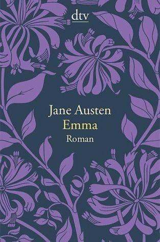 Buch mit Leinen-Einband »Emma«