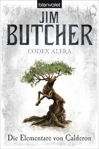 Broschiertes Buch »Die Elementare von Calderon / Codex Alera Bd.1«