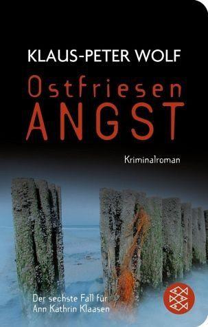 Broschiertes Buch »Ostfriesenangst / Ann Kathrin Klaasen Bd.6«