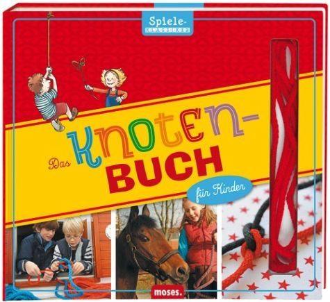 Gebundenes Buch »Das Knotenbuch für Kinder«