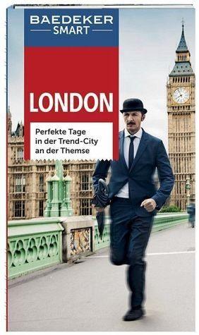 Broschiertes Buch »Baedeker SMART Reiseführer London«