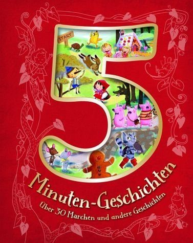 Gebundenes Buch »5-Minuten-Geschichten«