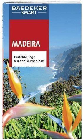 Broschiertes Buch »Baedeker SMART Reiseführer Madeira«