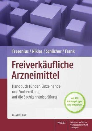 Broschiertes Buch »Freiverkäufliche Arzneimittel«