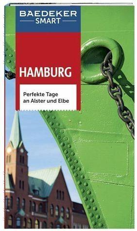 Broschiertes Buch »Baedeker SMART Reiseführer Hamburg«
