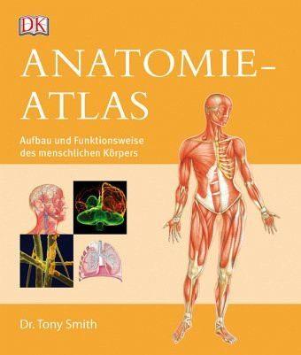 Gebundenes Buch »Anatomie-Atlas«