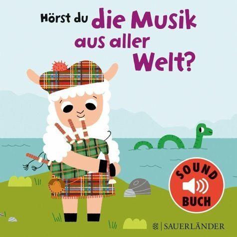 Gebundenes Buch »Hörst du die Musik aus aller Welt?«