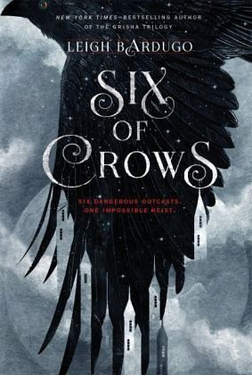 Broschiertes Buch »Six of Crows«