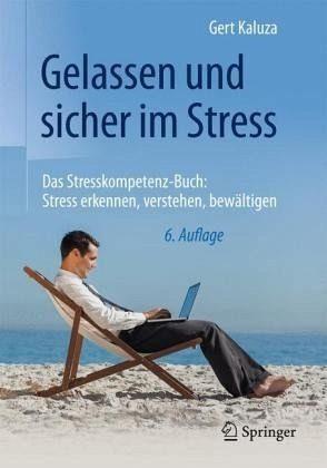 Broschiertes Buch »Gelassen und sicher im Stress«