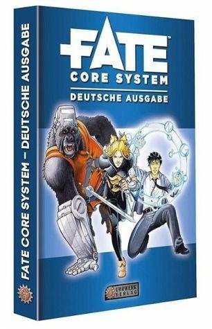 Gebundenes Buch »Fate Core«