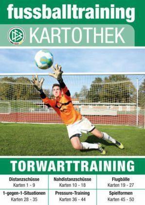 Broschiertes Buch »fussballtraining Kartothek: Torwarttraining«